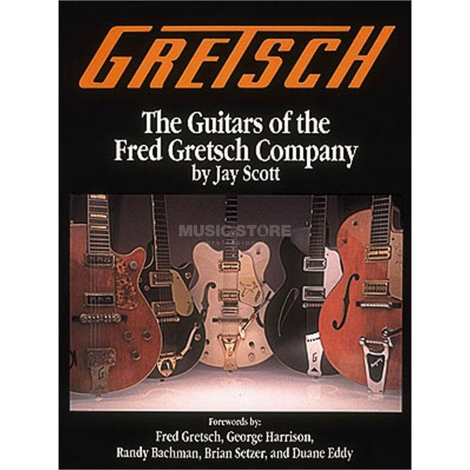 Centerstream Publications Gretsch Jay Scott Produktbild