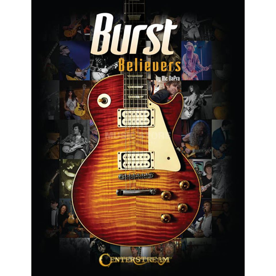 Centerstream Publications Vic DaPra: Burst Believers  Produktbild