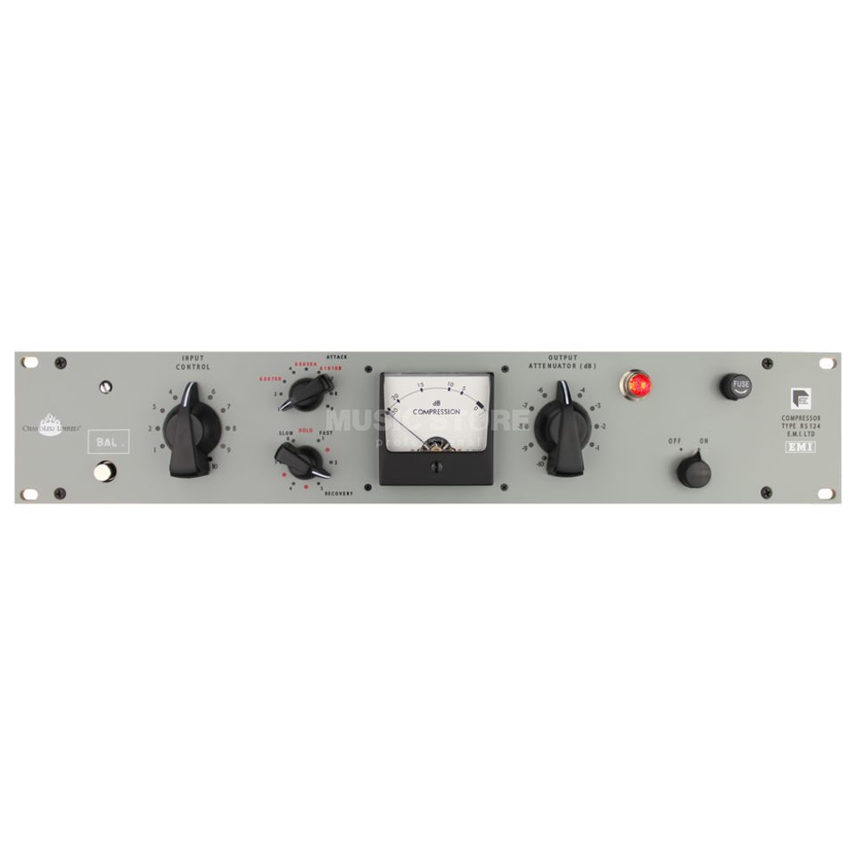 Chandler Limited RS 124 Produktbild