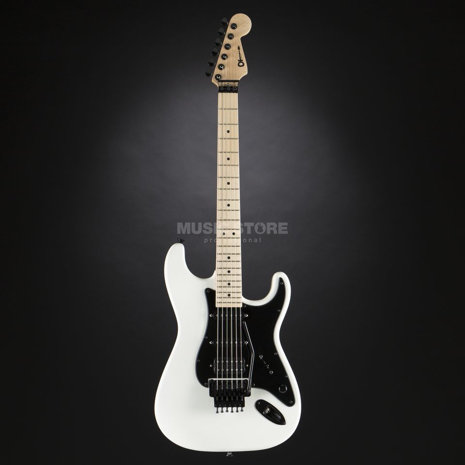 Charvel USA Select So-Cal Style 1 HSS FR Snow Blind Satin Produktbild