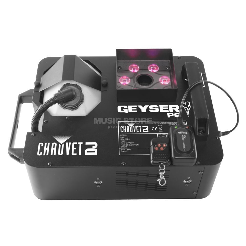 Chauvet DJ Geyser P6  CO2 effect machine Produktbillede