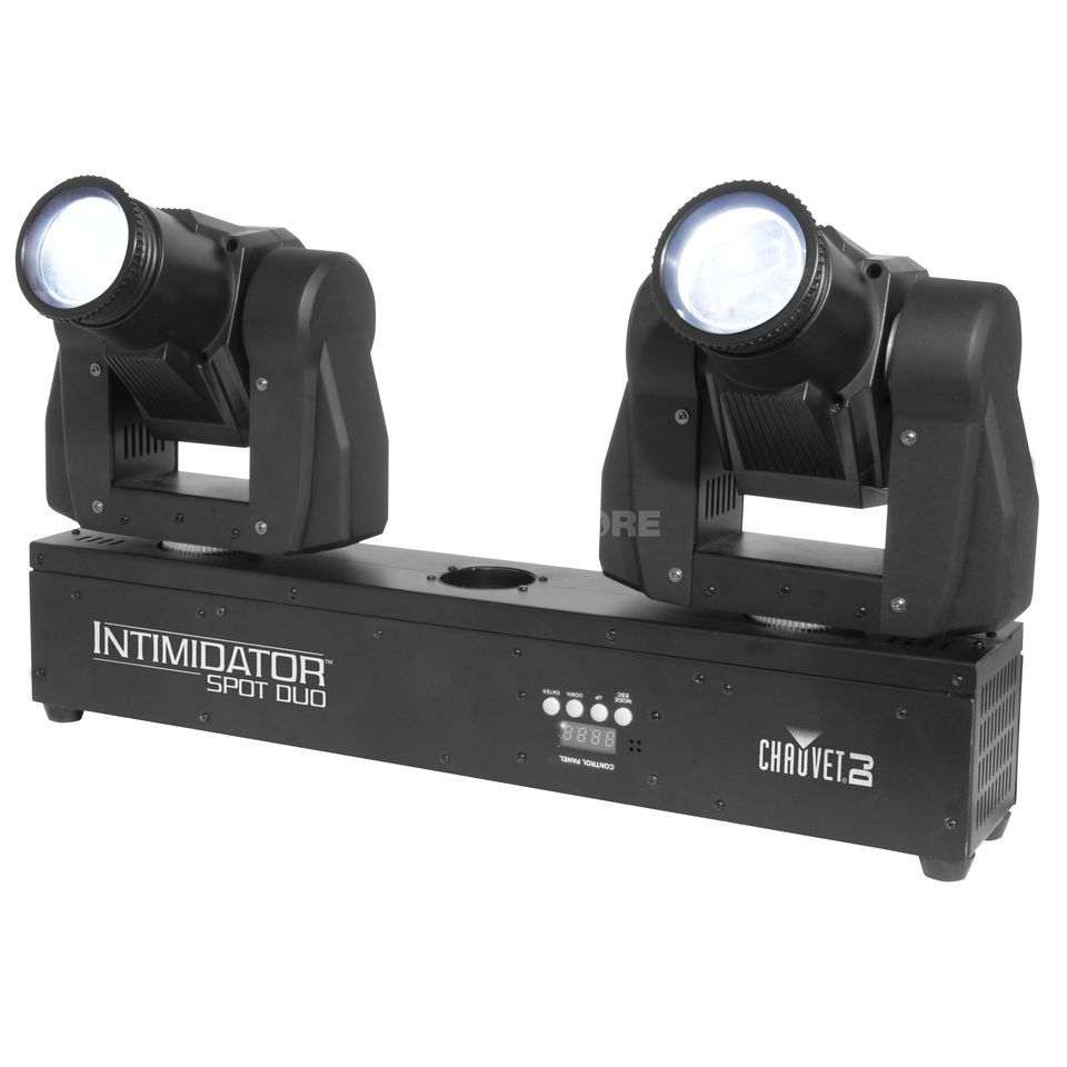 Chauvet DJ Intimidator Spot Duo 2x 10W Dual Moving Head Produktbild