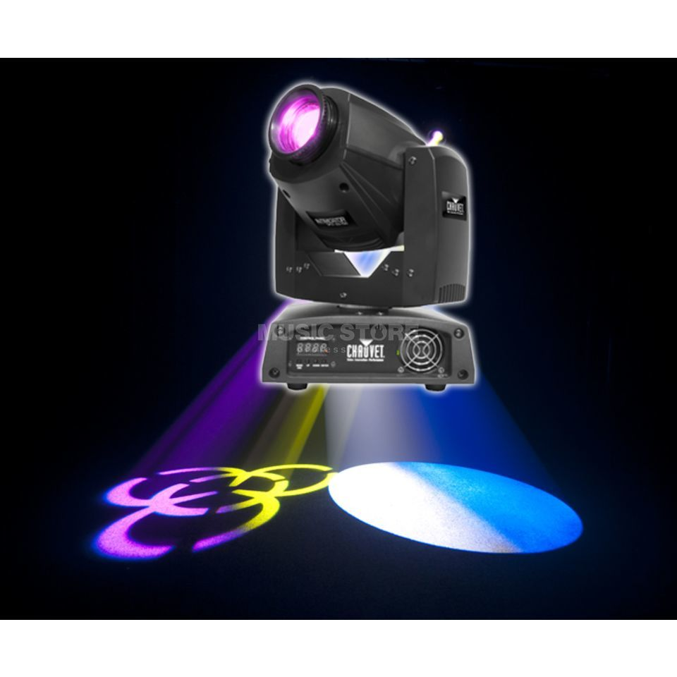 Chauvet DJ Intimidator Spot LED 250 50W LED Moving Head Produktbillede