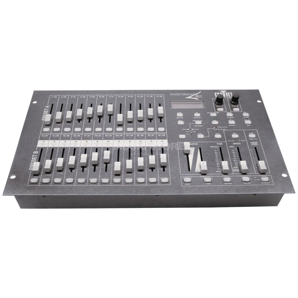 chauvet dj stage designer 50 24 canaux gradateur table de mixage. Black Bedroom Furniture Sets. Home Design Ideas