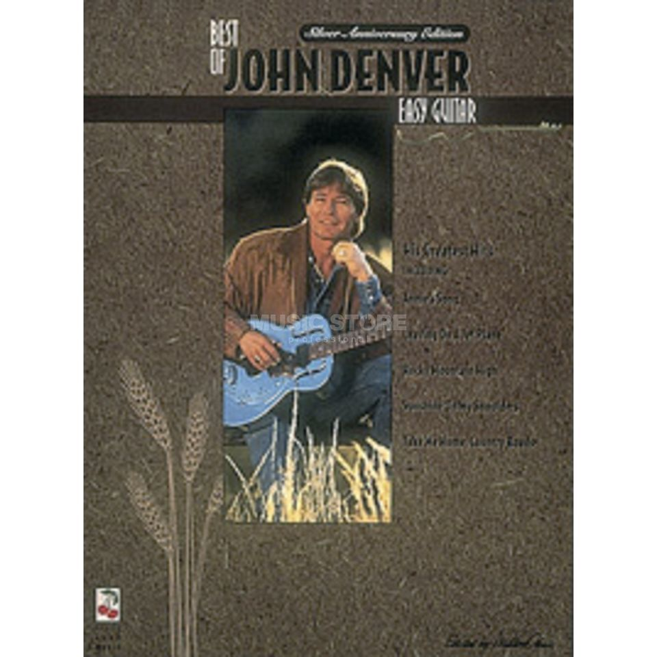 Cherry Lane Music Company John Denver: Greatest Hits Produktbild