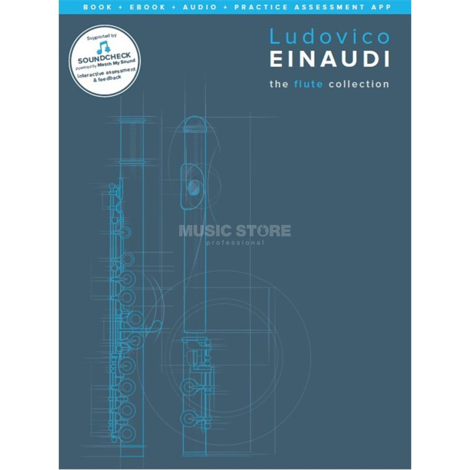 Chester Music Ludovico Einaudi: The Flute Collection Image du produit