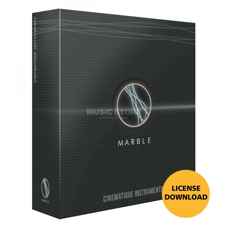 Cinematique Instruments Marble (License Code) Produktbild