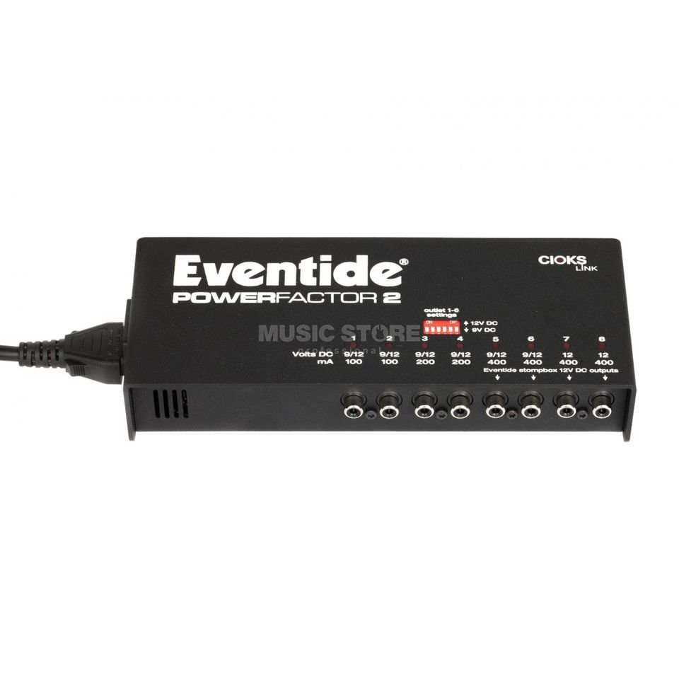 Cioks Eventide Power Factor 2 Product Image