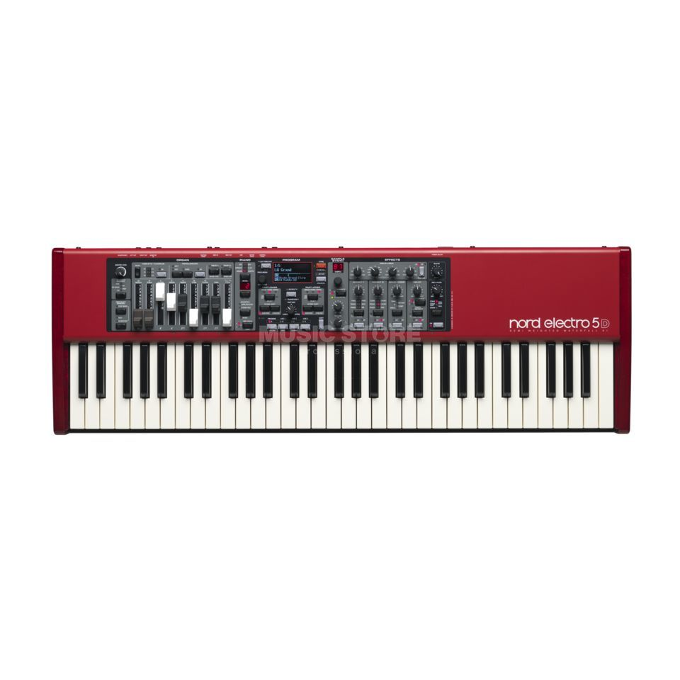 Clavia Nord Electro 5D 61 Stage Keyboard Produktbillede