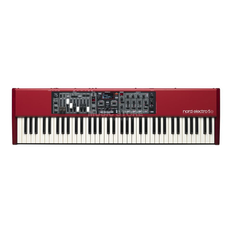Clavia Nord Electro 5D 73 Stage Keyboard Produktbillede