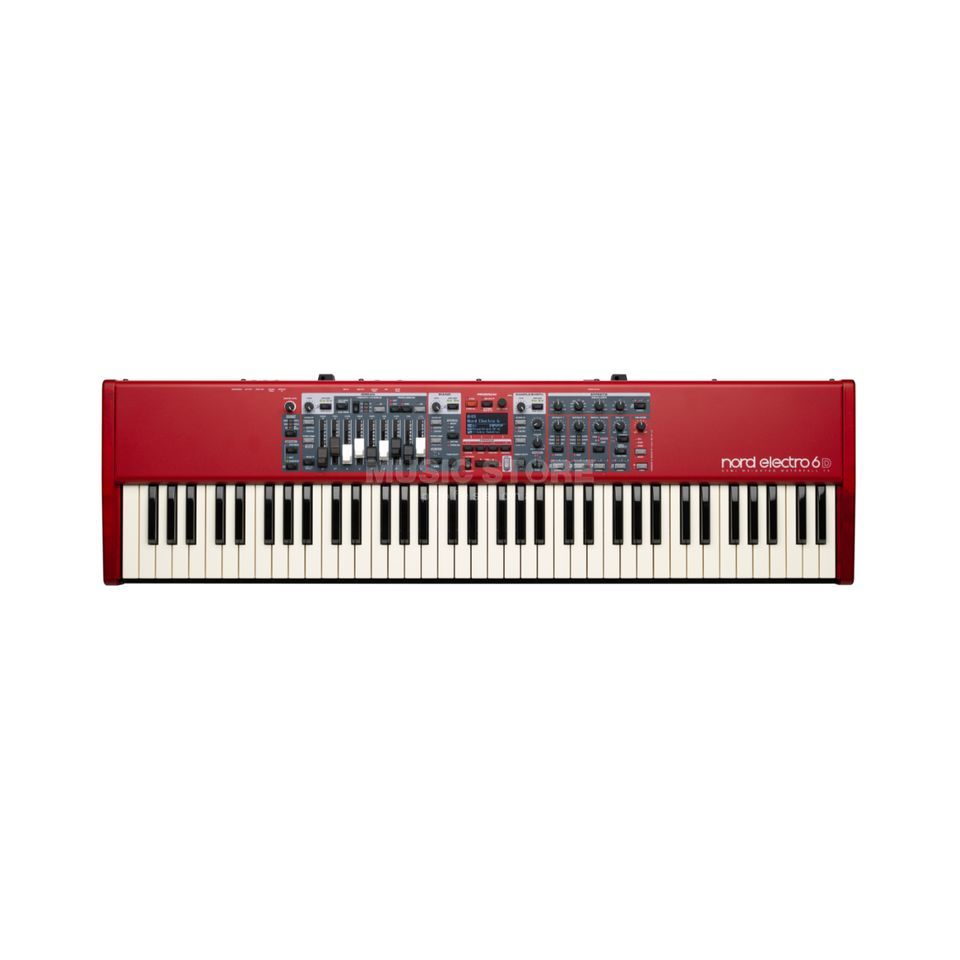 Clavia Nord Electro 6D 73 Product Image