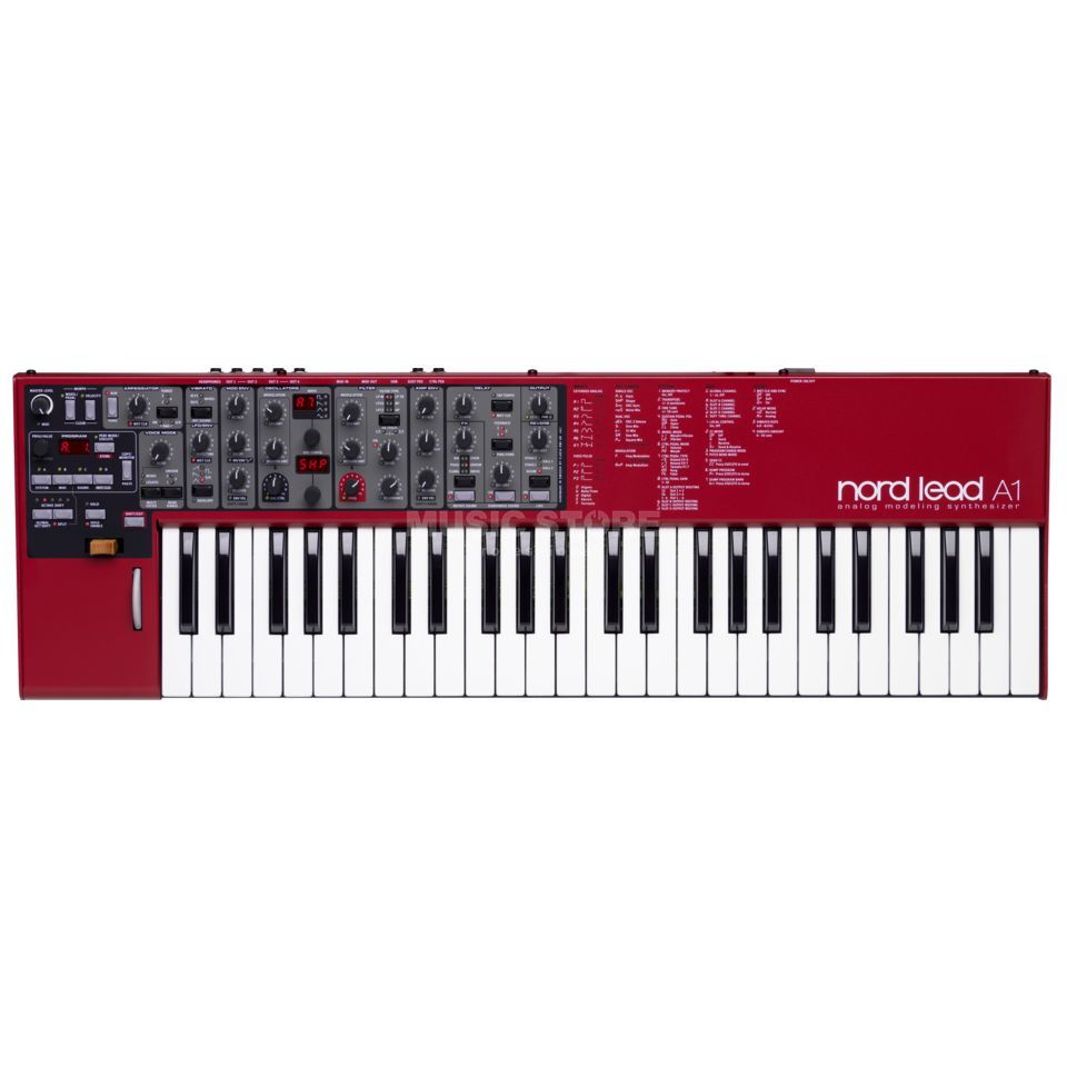 Clavia Nord Lead A1 Produktbild