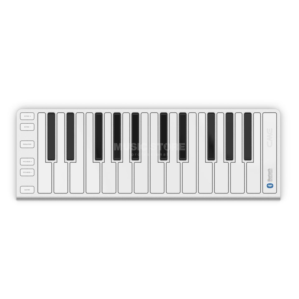 CME Xkey Air 25 Bluetooth MIDI Keyboard Product Image