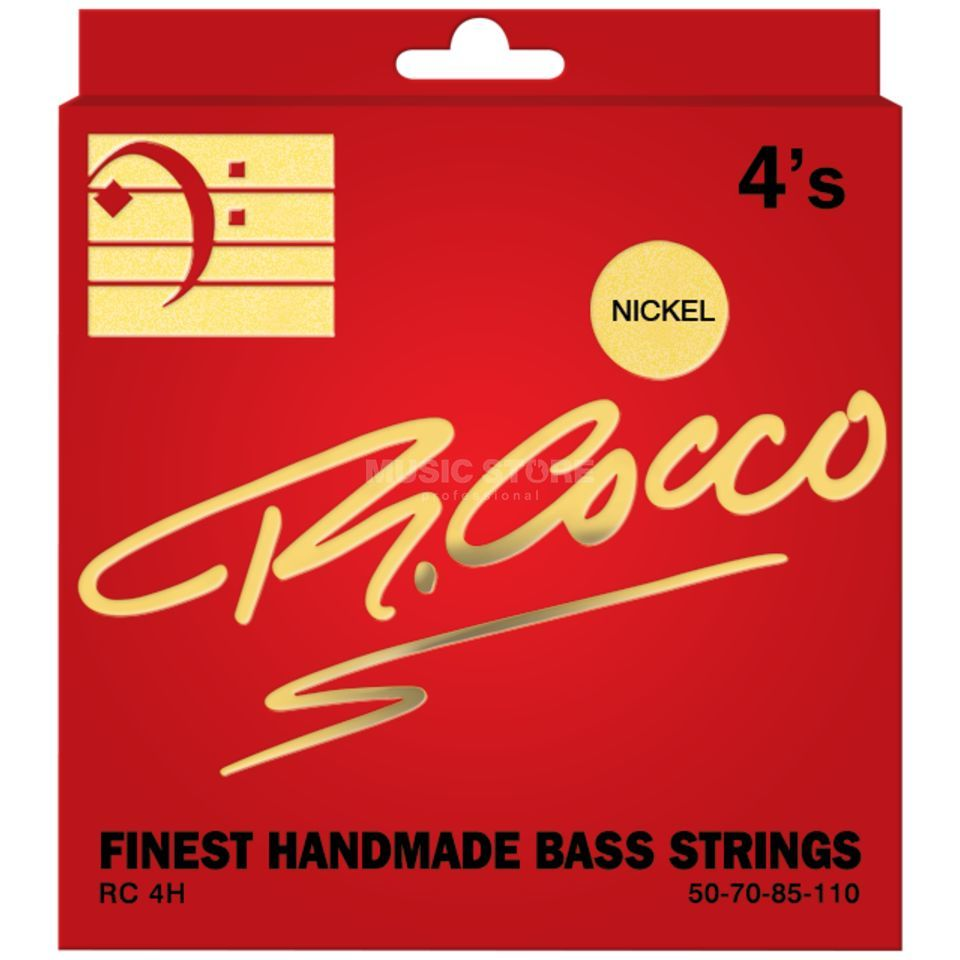 Cocco RC 4 HN Nickel Wound 50-110 Product Image