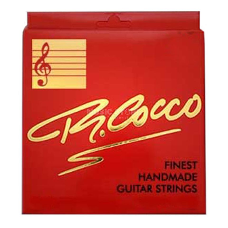 Cocco RC97 E-Guitar Strings 11-50 Nickel Wound Produktbillede