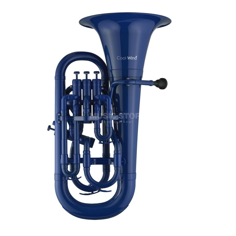 Coolwind Euphonium in Bb dunkelblau Product Image