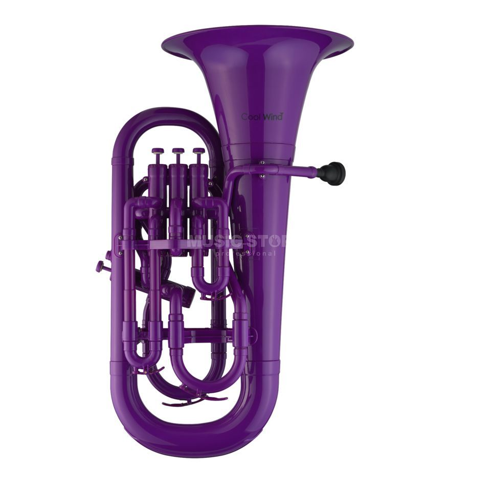 Coolwind Euphonium in Bb violett Product Image