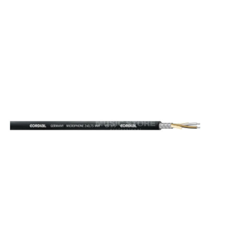 Cordial CSF 275 BK Microphone Cable Black, 100m Roll, 0.75 mm2 Produktbillede