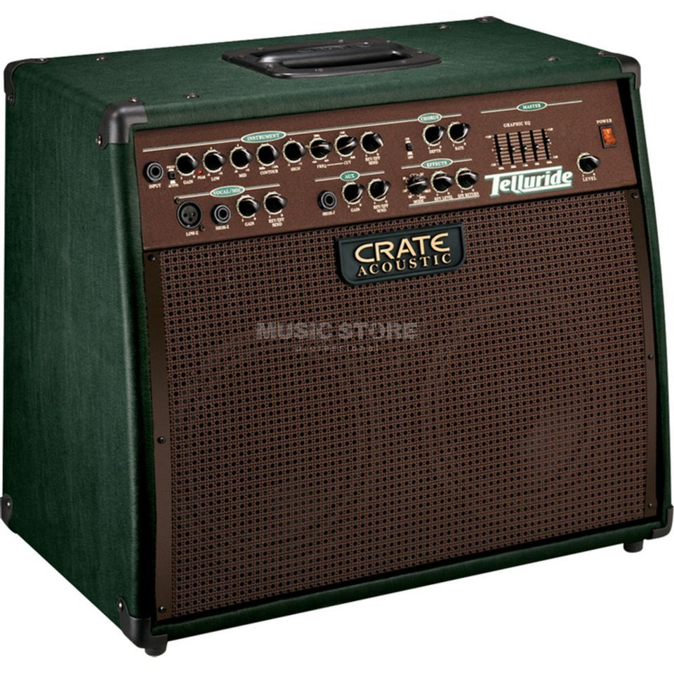 Crate CA125DG Acoustic Amp B-Stock Изображение товара