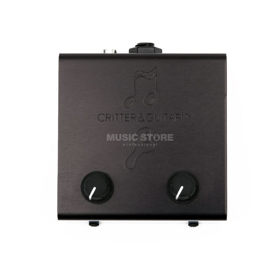 Critter & Guitari Black & White Video Synthesizer Produktbillede