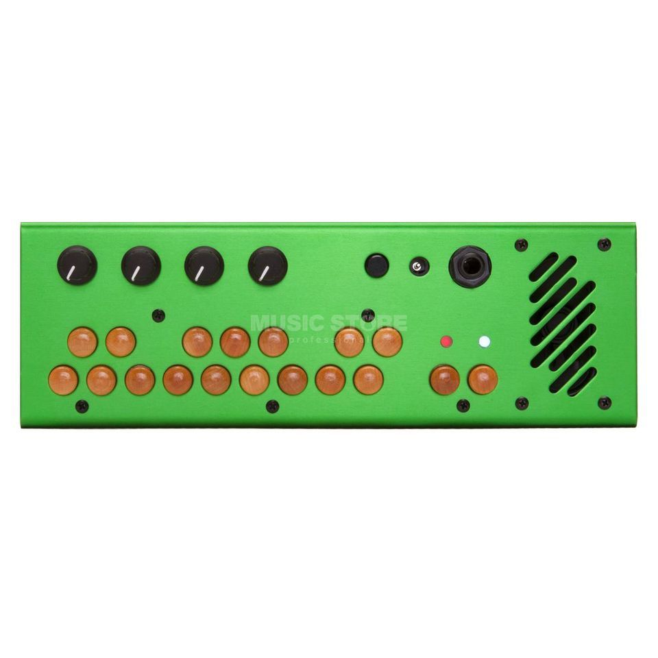 Critter & Guitari Pocket Piano Green Produktbild