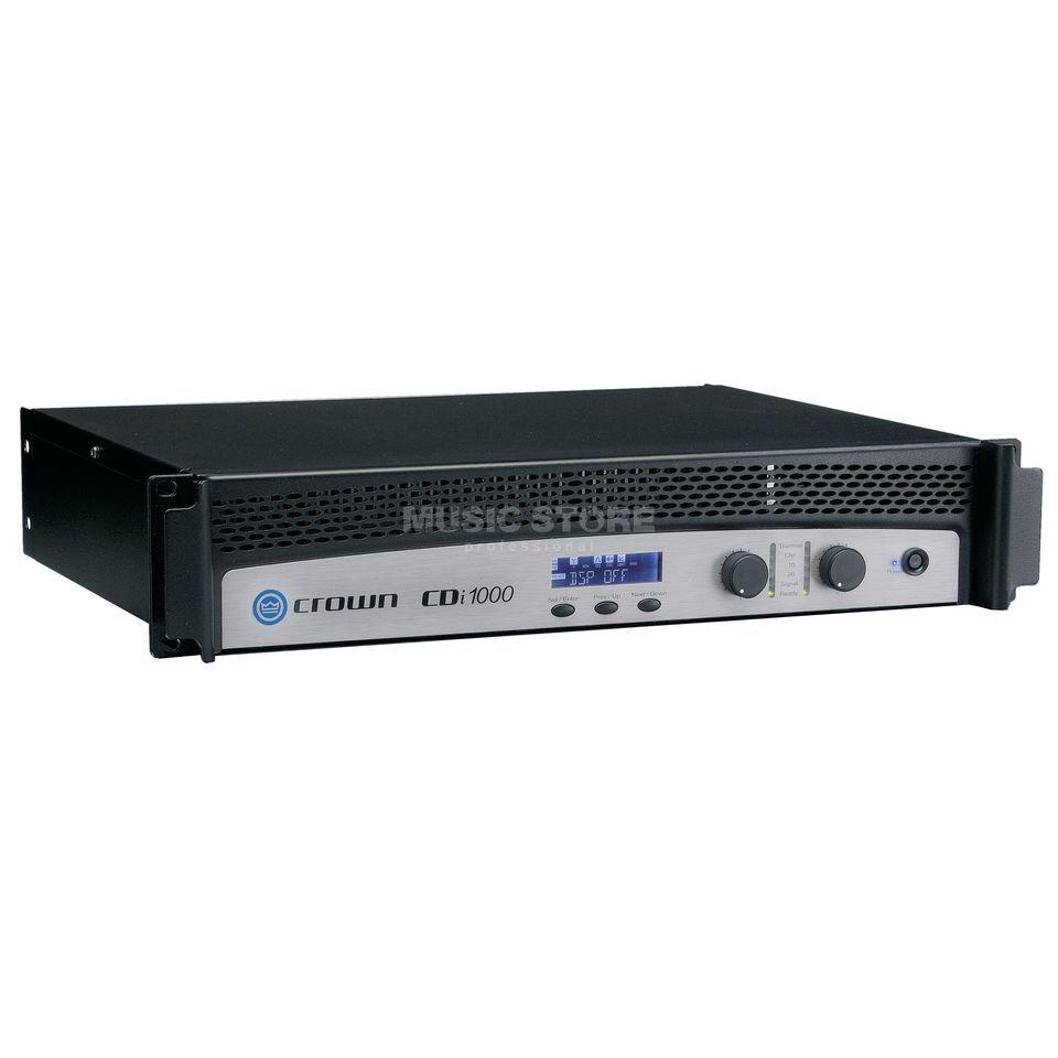 Crown CDi 1000 Installations Amplifier 2x - 500 Watt / 4 Ohm