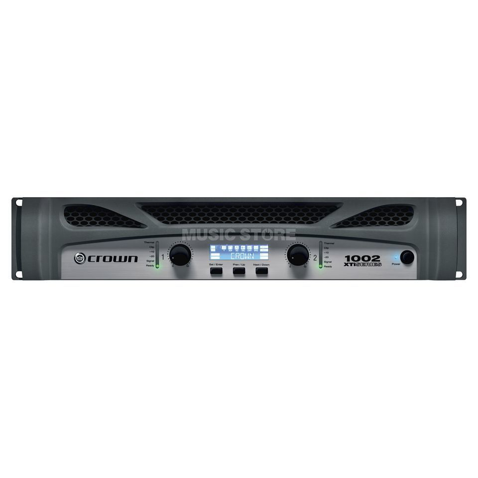 Crown XTi 1002 Power Amplifier    Product Image
