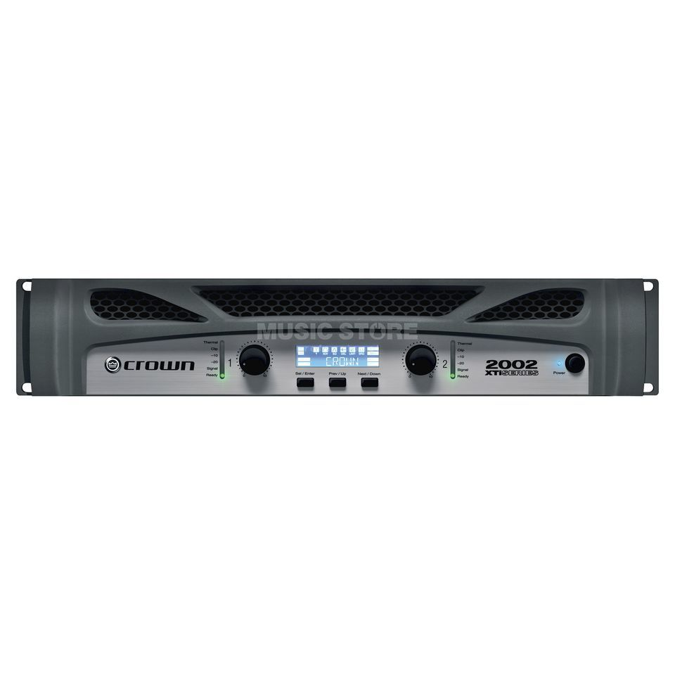 Crown XTi 2002 Power Amplifier    Produktbillede