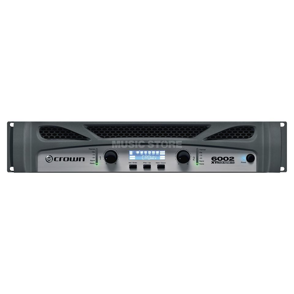 Crown XTi 6002 Power Amplifier    Produktbillede
