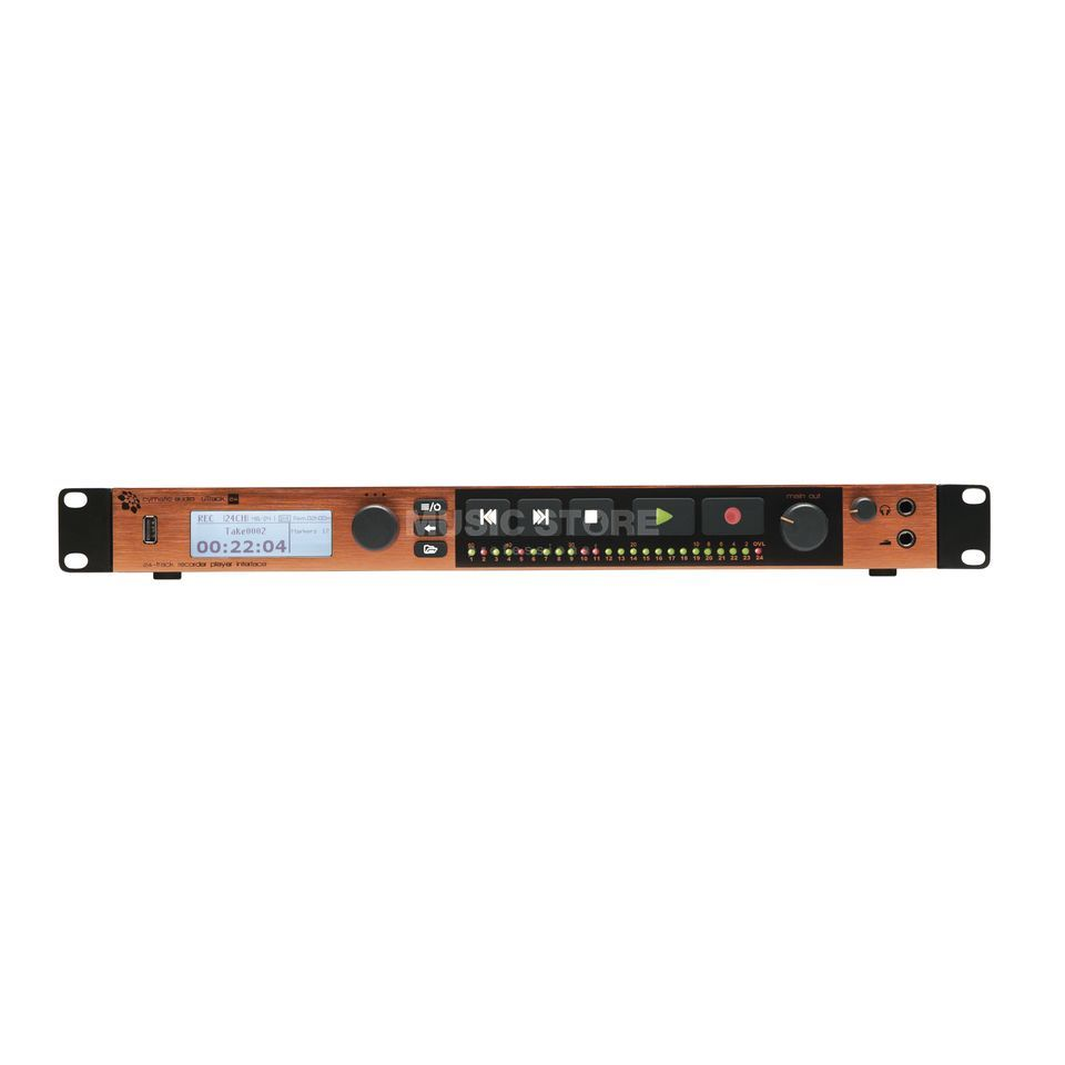 Cymatic Audio uTrack 24 Live-Recording-System Product Image