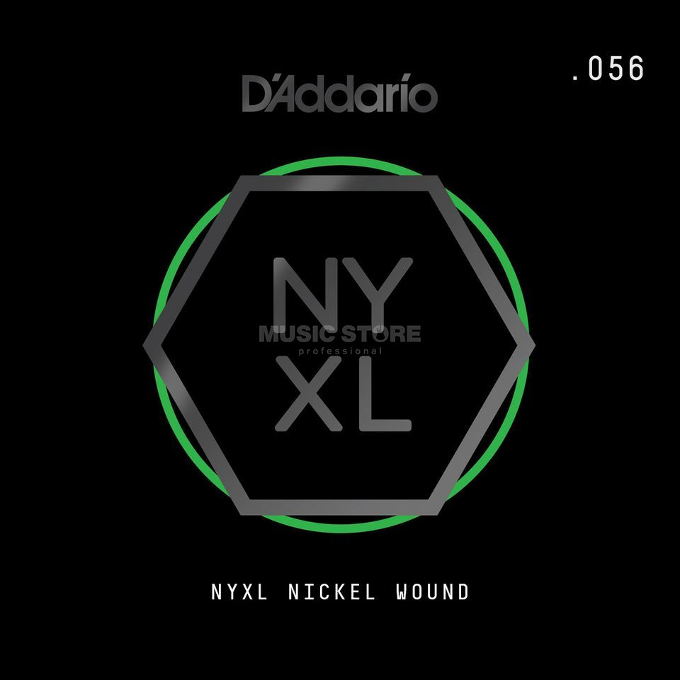D'Addario NYNW056 Single String Nickel Wound Product Image