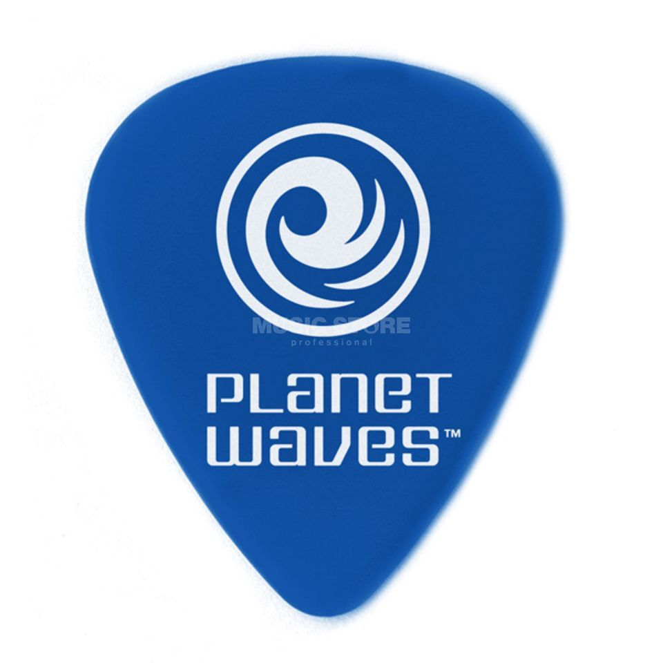 D'Addario Planet Waves Duralin Precision Picks 1.00mm 10-Pack, 6DBU5-10 Product Image