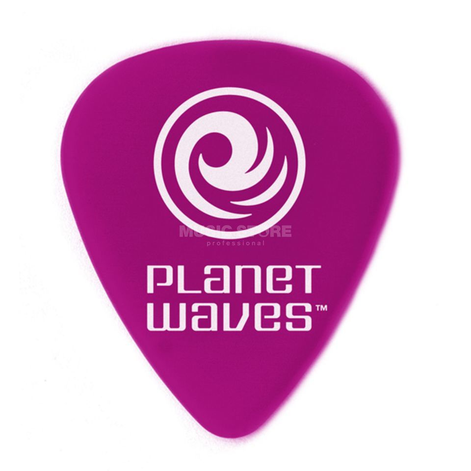 D'Addario Planet Waves Duralin Precision Picks 1.20mm 10-Pack, 6DPR6-10 Produktbillede