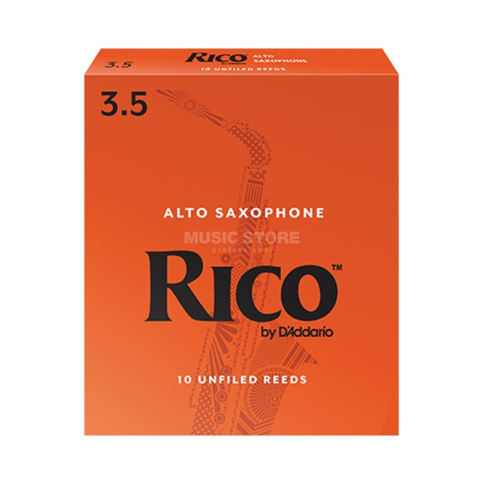 D'Addario RICO Altsax 3,5 10er Pack Product Image