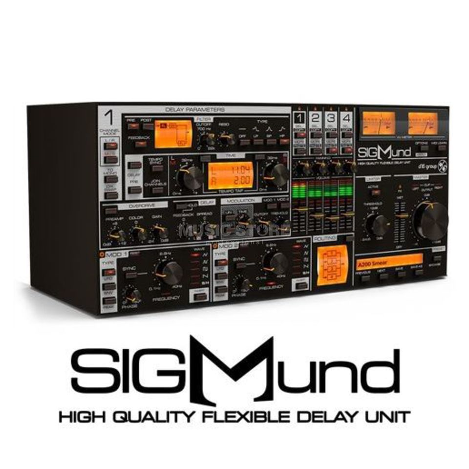 D16 Group D16 SIGMund License Code Product Image