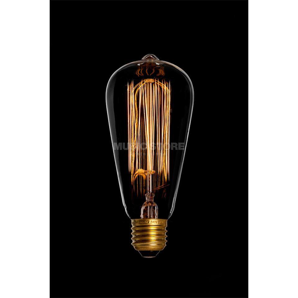 danlamp a s edison multi coil 240v 40w e27