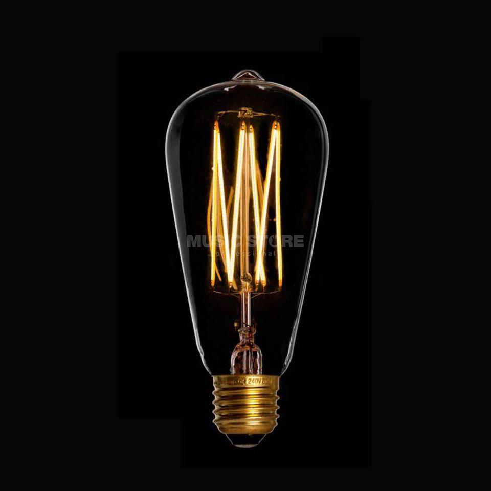 Danlamp Edison Lamp LED 6, 4W 240V, E27