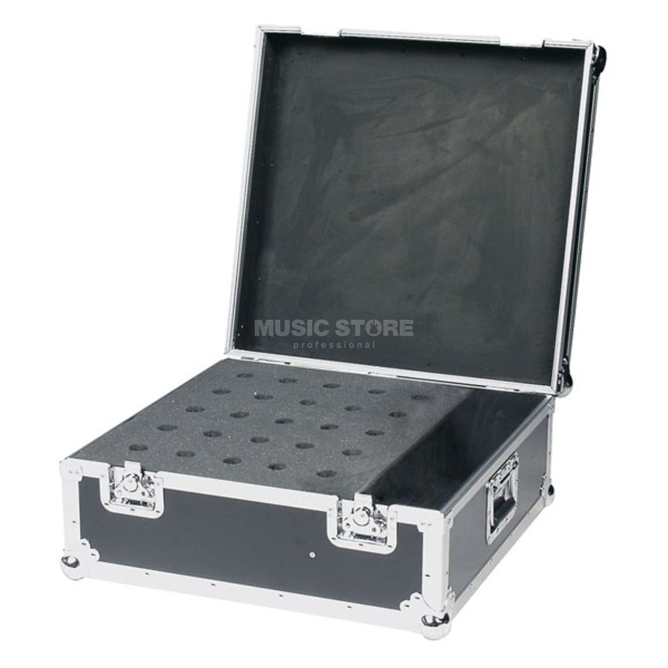 DAP Audio ACA-MIC 6 Case for 25 Microphones Produktbillede