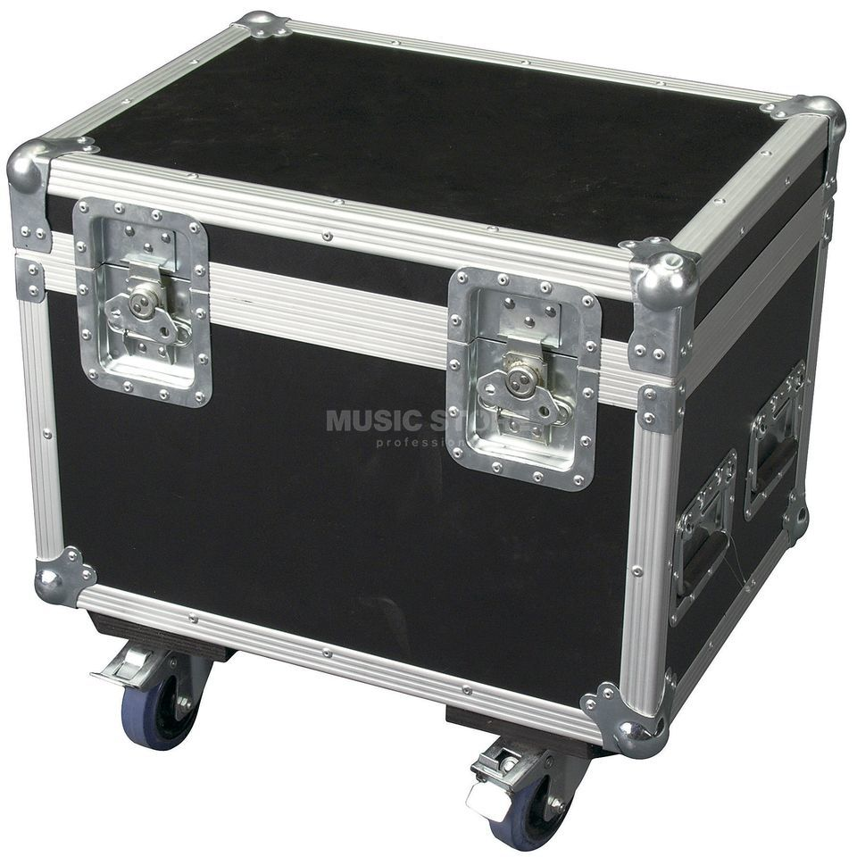 DAP Audio Hardware Roadcase / Toolcase with Einsatz & Bluewheels Produktbillede