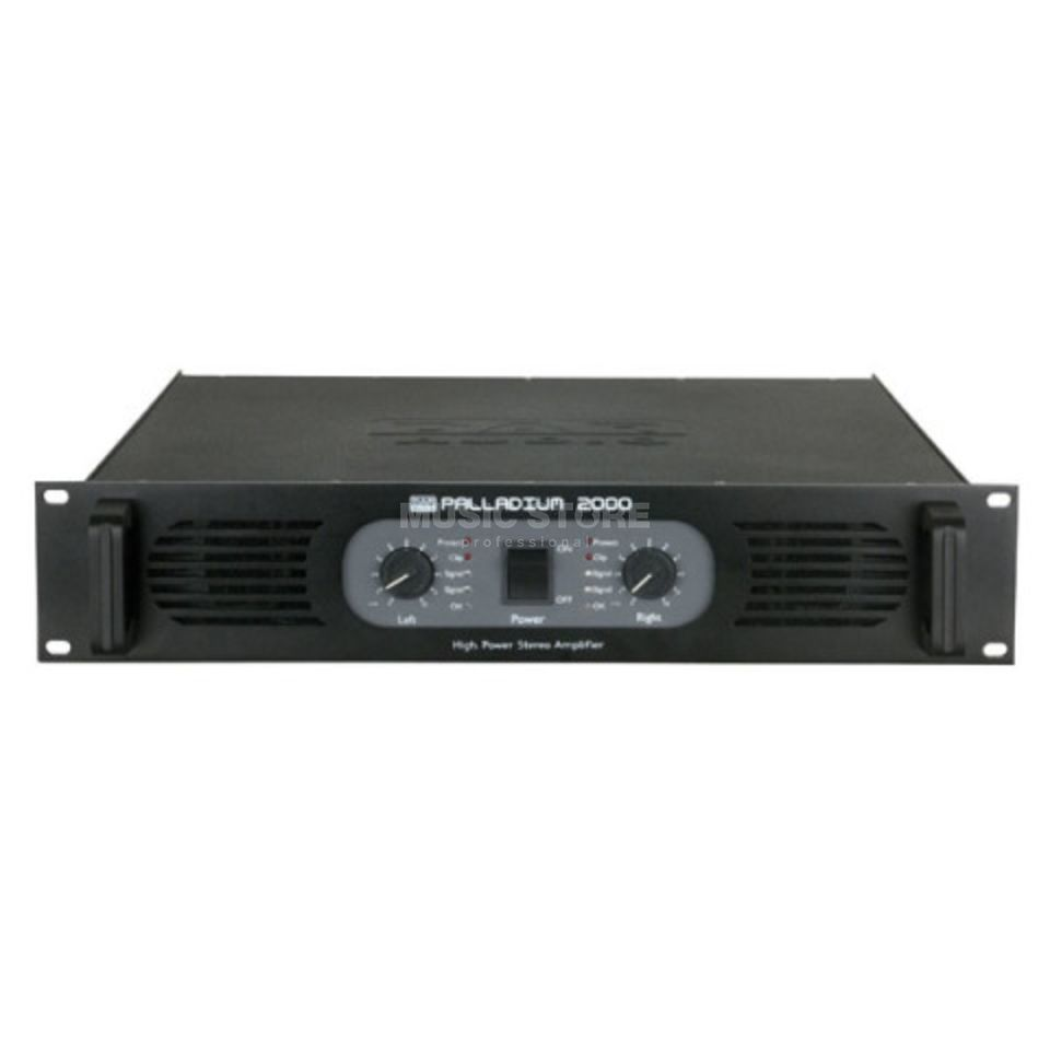 DAP Audio P-2000 Product Image