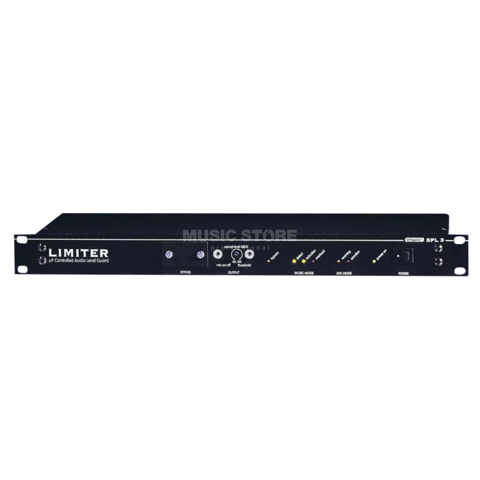 Dateq SPL-3 Audio Level Guard with Measuring Microphone Produktbillede