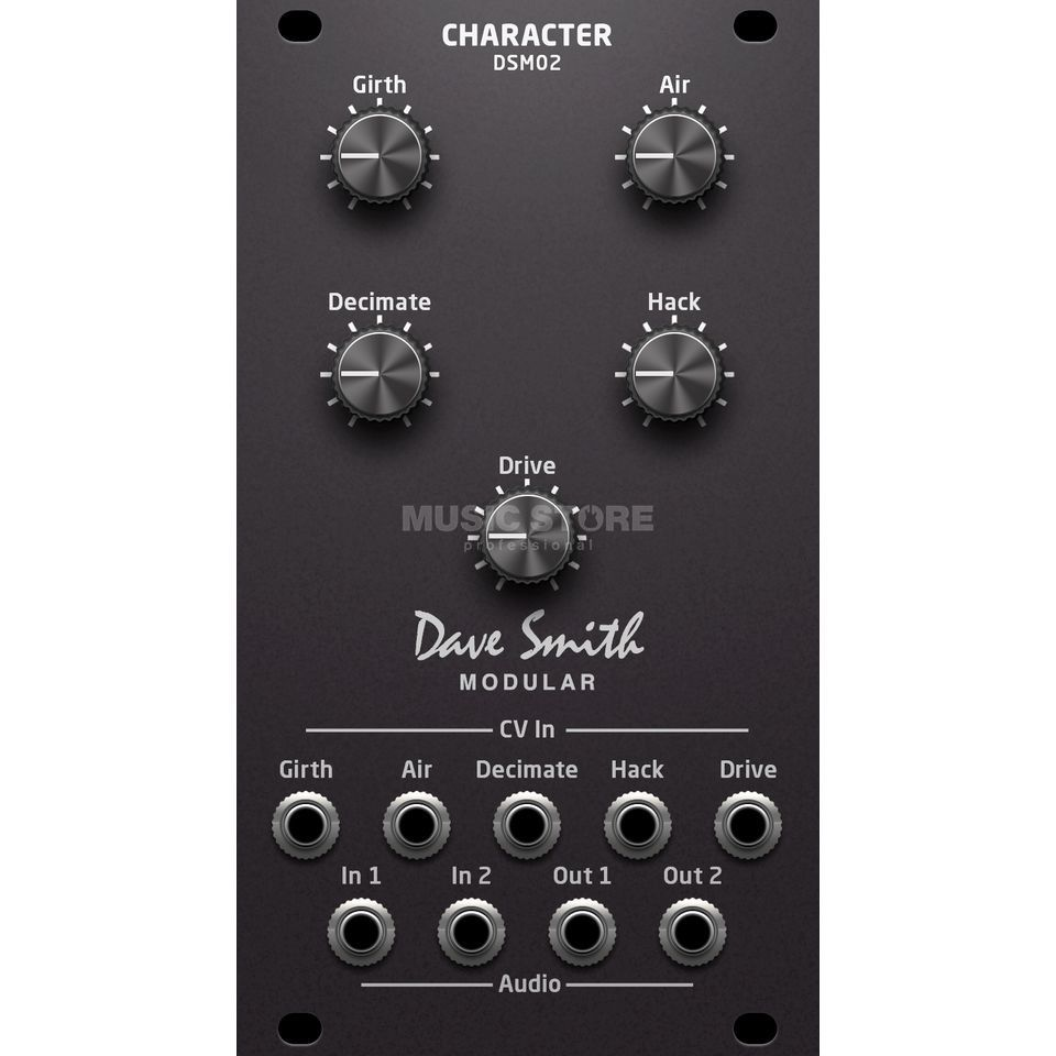 Dave Smith Instruments DSM02 Character Module Produktbillede
