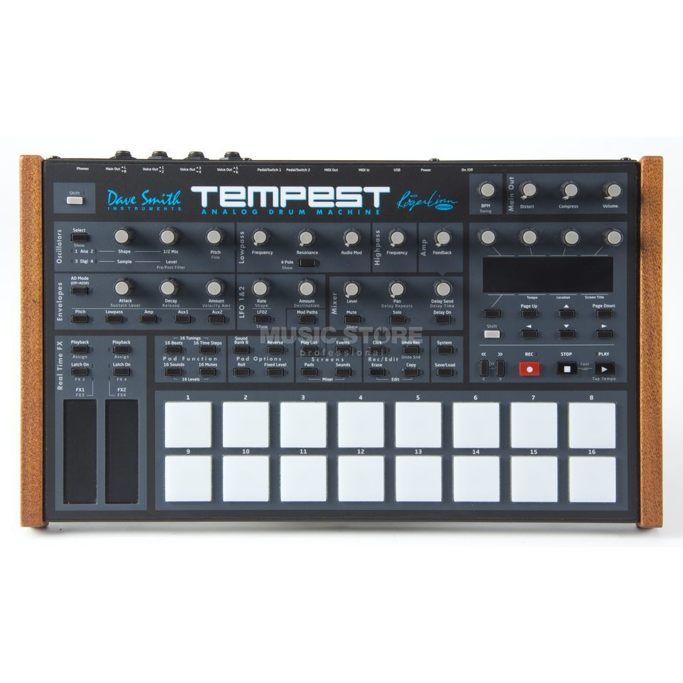 Dave Smith Instruments Tempest Produktbild