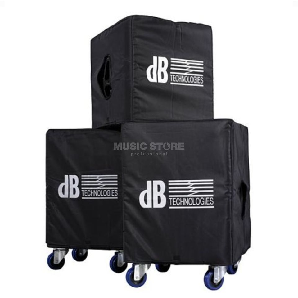 dB Technologies TC S28 D Cover for SUB 28 D Produktbillede