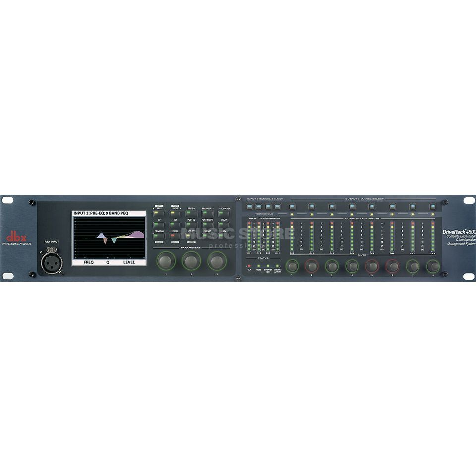 DBX DriveRack 4800 Product Image