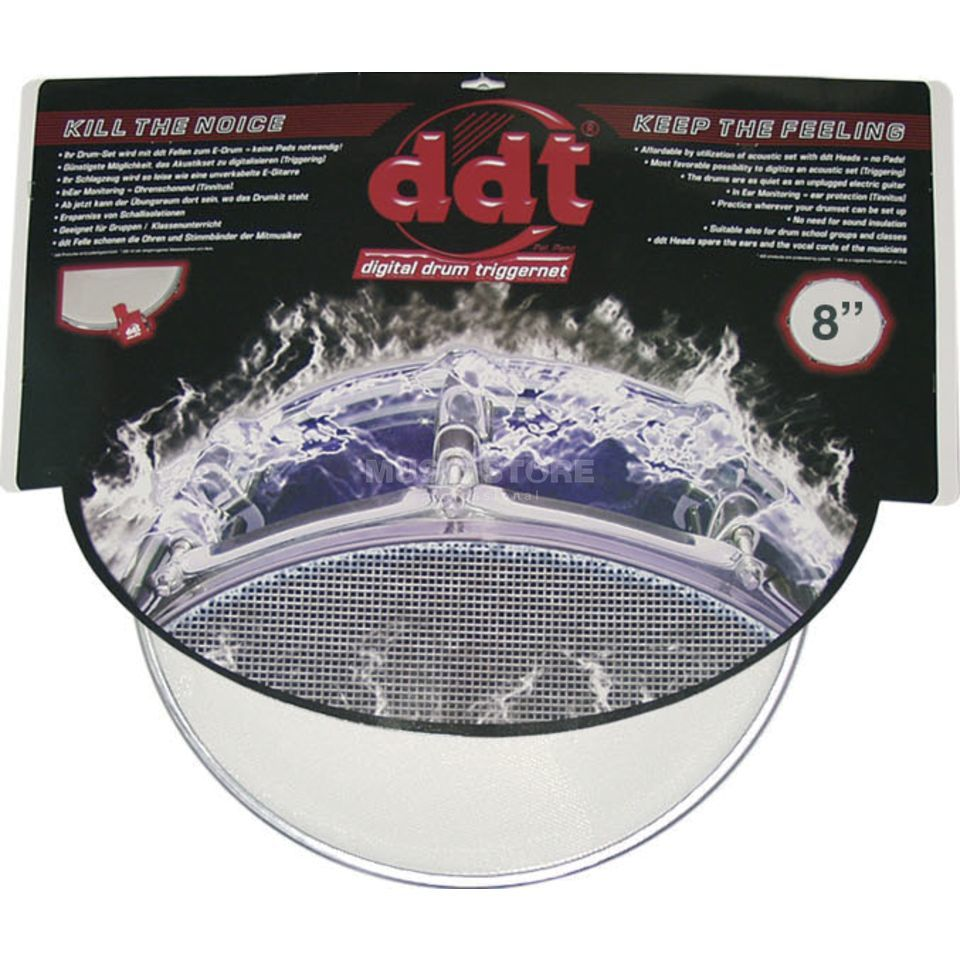 "DDT Trigger Head 8""  Product Image"