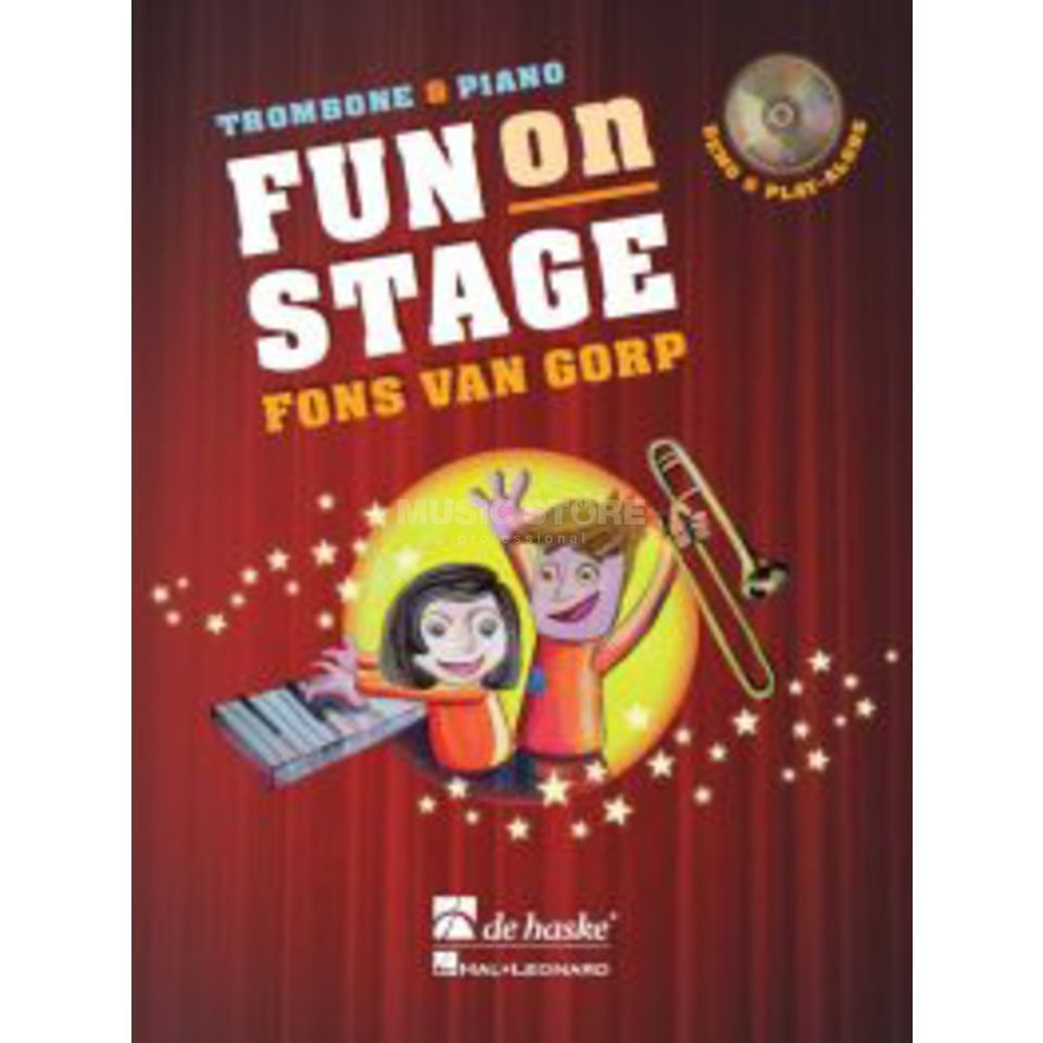 De Haske Fun on Stage van Gorp, Posaune & CD Produktbild