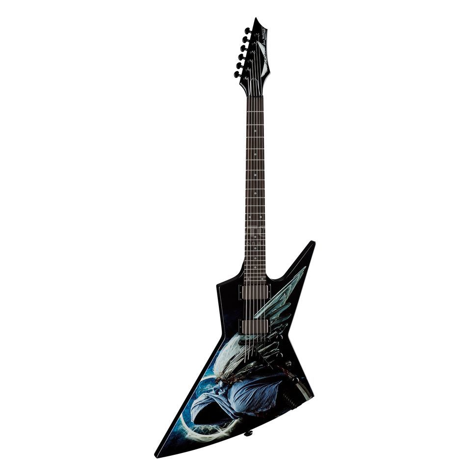 Dean Guitars Dave Mustaine Zero Angel Of Deth II Produktbild