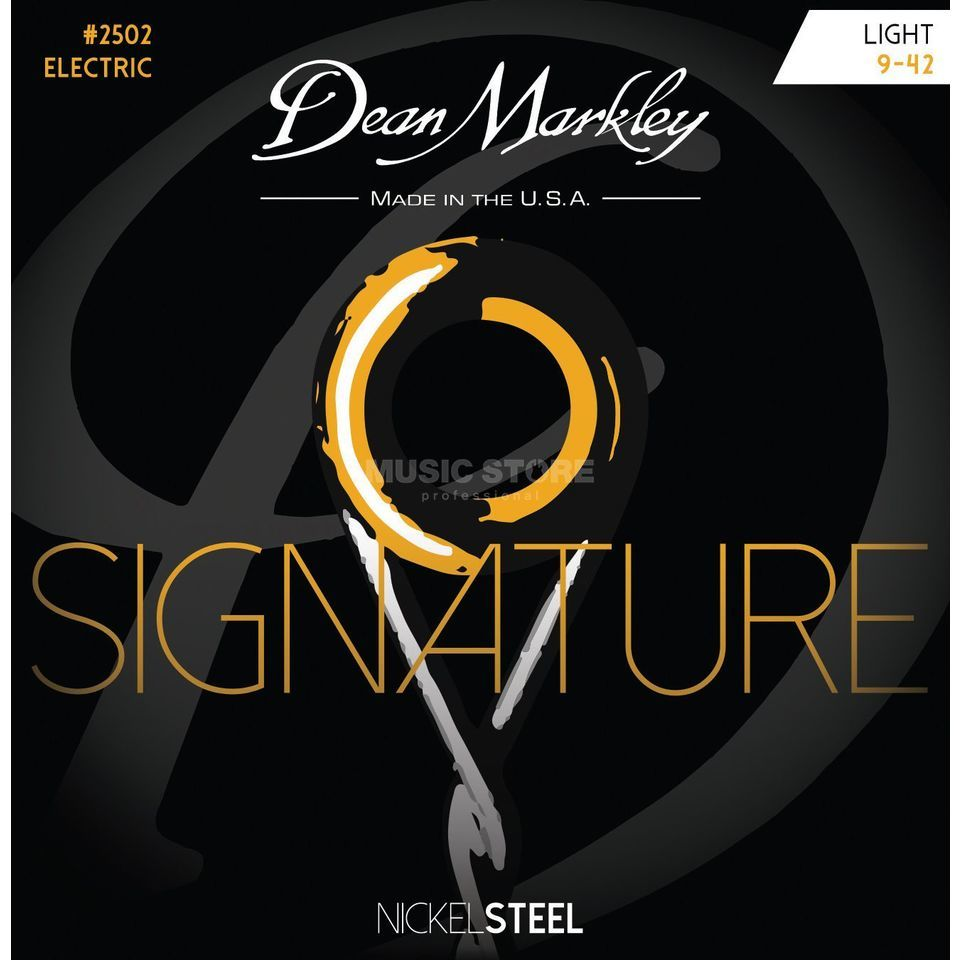 Dean Markley E-Guit. Strings 09-42 2502B LT Nickel Steel Produktbillede