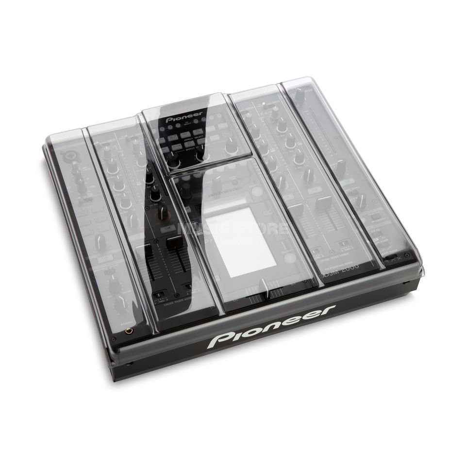 Decksaver Dust Cover DJM 2000  Product Image